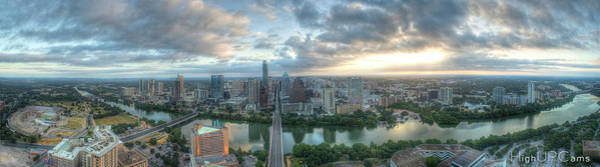 Wall Art - Photograph - Austin Cityscape by Andrew Nourse