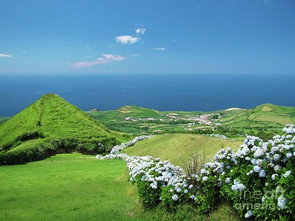 Wall Art - Photograph - Azores Landscape by Gaspar Avila