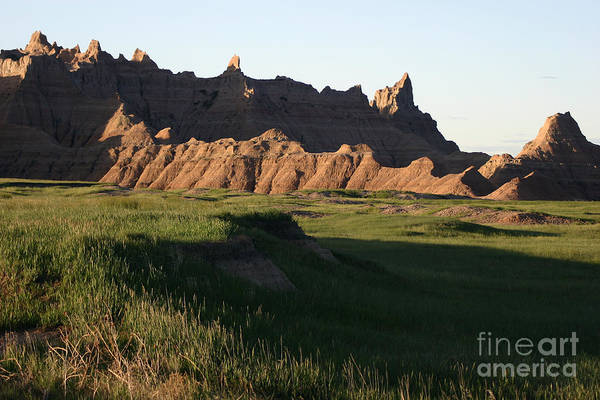 Photograph - Badlands Morning by Balanced Art