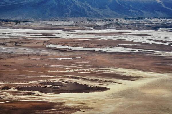 Photograph - Salt Flats Badwater Basin by Kyle Hanson