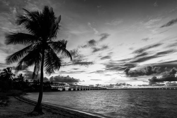 Photograph - Bahia Honda State Park Sunset by Stefan Mazzola