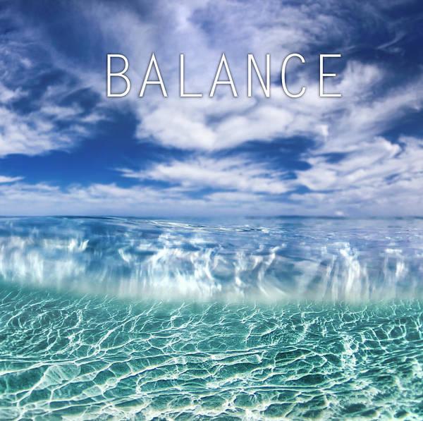 Wall Art - Photograph - Balance by Sean Davey