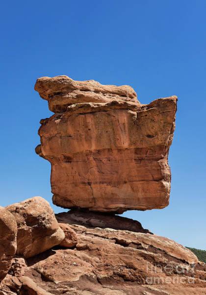 Wall Art - Photograph - Balanced Rock by John Greim