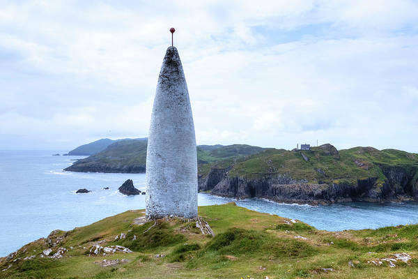 County Cork Wall Art - Photograph - Baltimore Beacon - Ireland by Joana Kruse