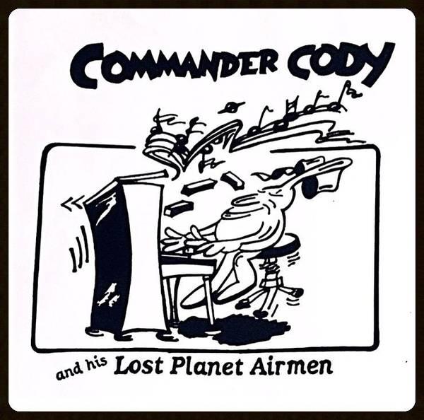 Commander Wall Art - Digital Art - Bangin' On The Keys by Commander  Cody