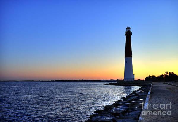 Barnegat Lighthouse Photograph - Barnegat Lighthouse by John Greim