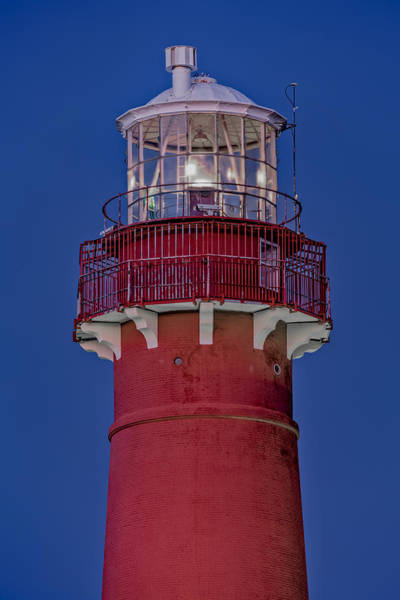 Wall Art - Photograph - Barnegat Lighthouse by Susan Candelario