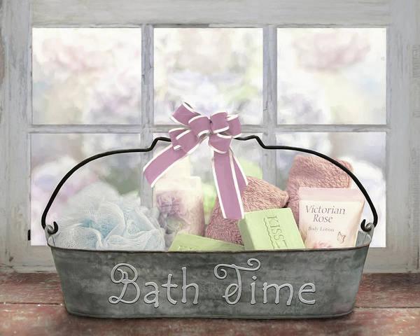 Wall Art - Photograph - Bath Time by Lori Deiter