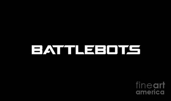 Versus Digital Art - Battlebots by Thomas Lemar