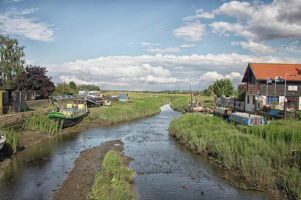 English Countryside Photograph - Battlesbridge by Martin Newman