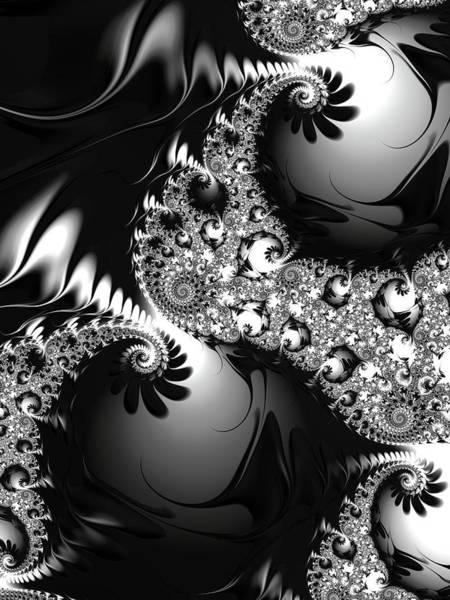 Digital Art - Baubles by Amanda Moore