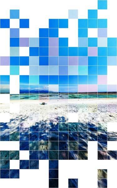 Mixed Media - Beach by Ngurah Agus