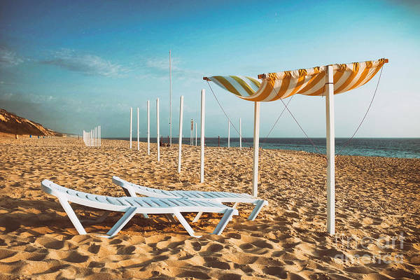 Summer Photograph - Beach Shader by Carlos Caetano