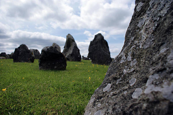 Photograph - Beaghmore Stone Circles by Colin Clarke