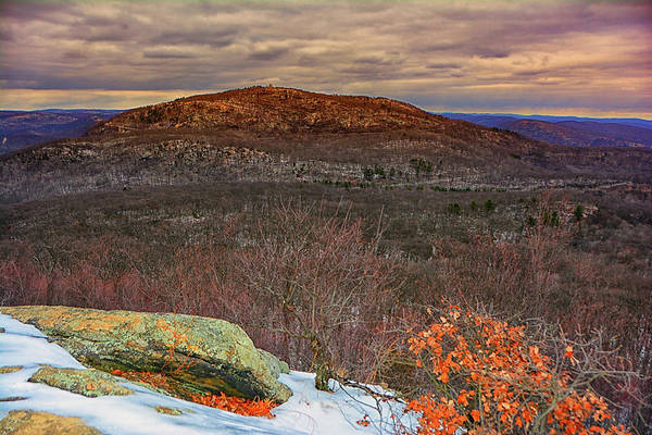Photograph - Bear Mountain  by Raymond Salani III