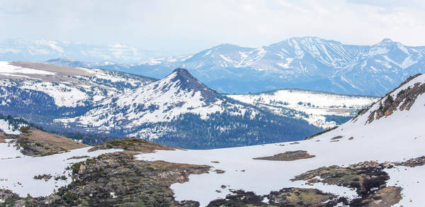 Photograph - Beartooth Mountain Range by Dan Sproul
