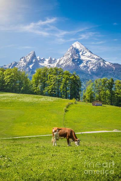 Wall Art - Photograph - Beautiful Bavaria by JR Photography