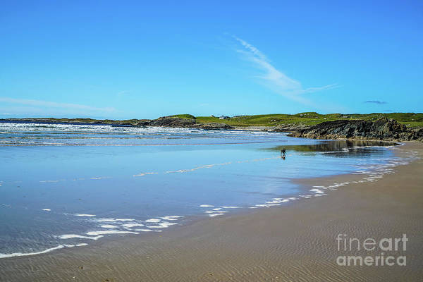 Blue Wall Art - Photograph - Beautiful Beach by Ric Schafer
