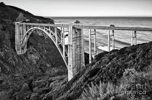 Wall Art - Photograph - Beautiful Coastal View Of Big Sur In California. by Jamie Pham