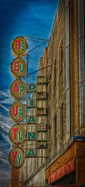 Downtown El Paso Photograph - Beauty Supply by Mountain Dreams