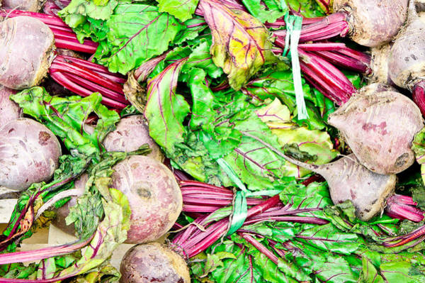 Beetroot Wall Art - Photograph - Beetroot by Tom Gowanlock