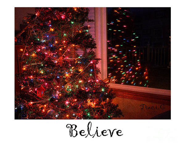 Photograph - Believe by Traci Cottingham