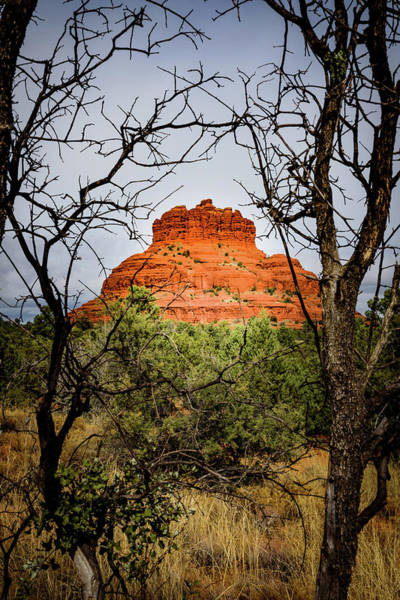 Northern Arizona Wall Art - Photograph - Bell Rock - Sedona Arizona by Jon Berghoff