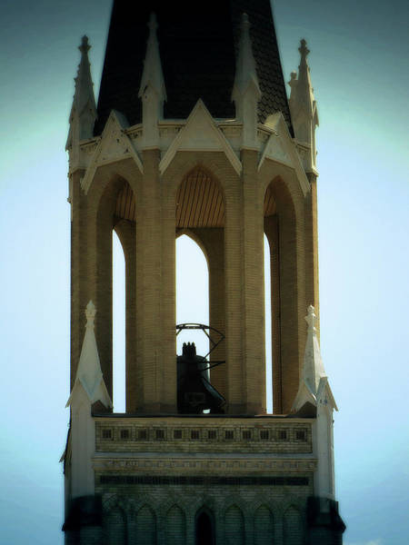 Photograph - Bell Tower by Scott Hovind