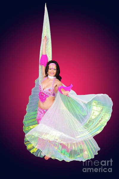 Belly Dancers Photograph - Belly Dancer  by Ilan Rosen
