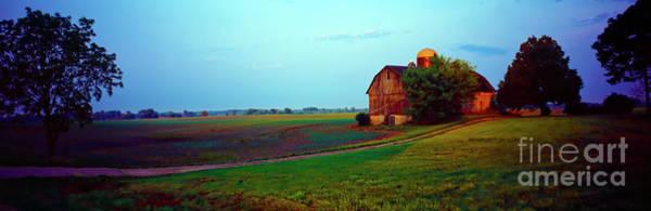 Photograph - Beltz Farm Gilbert's  by Tom Jelen