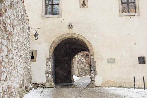 Photograph - Benedictine Abbey  by Juli Scalzi