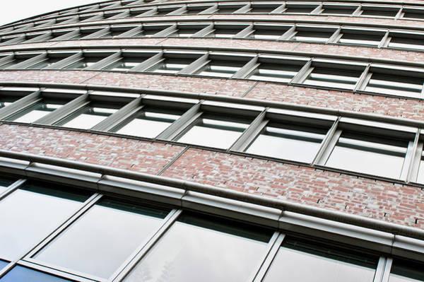 Multi-storey Wall Art - Photograph - Berlin Building  by Tom Gowanlock