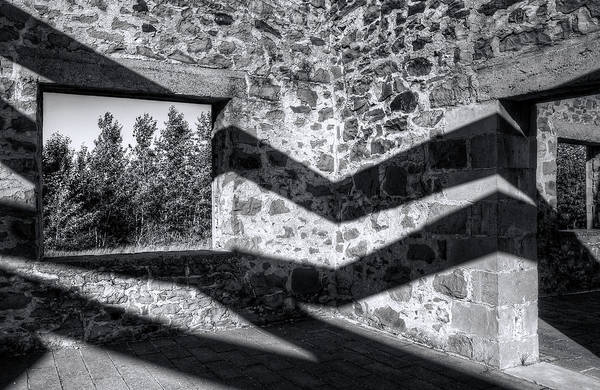 Wall Art - Photograph - Beyond Here by Wayne Sherriff