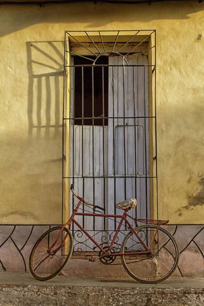 Photograph - Bicycle by Marzena Grabczynska Lorenc