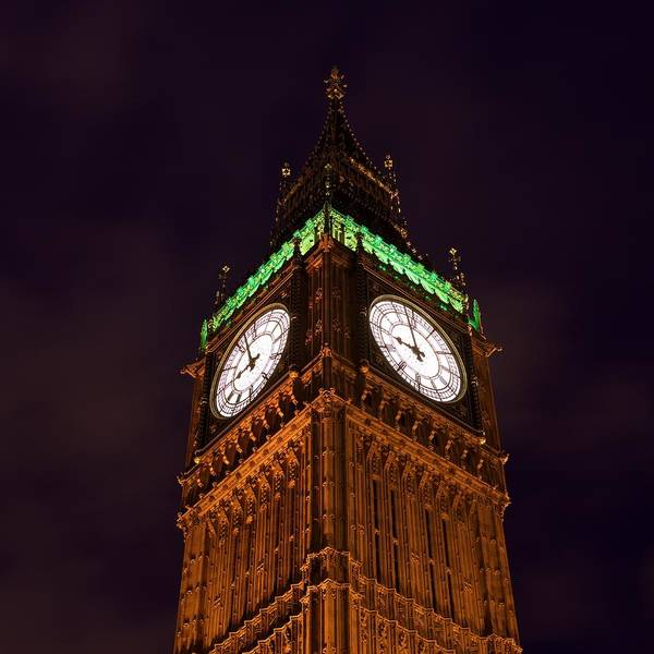 Photograph - Big Ben by Stephen Taylor