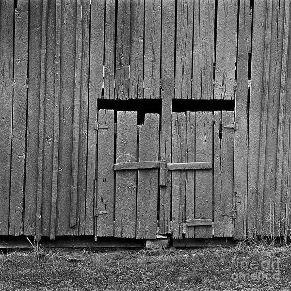 Photograph - Big Old Barn by Patrick M Lynch