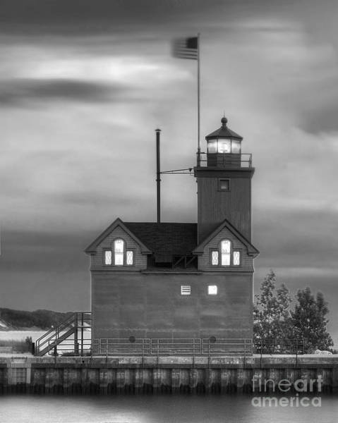 Two Harbors Photograph - Big Red by Twenty Two North Photography
