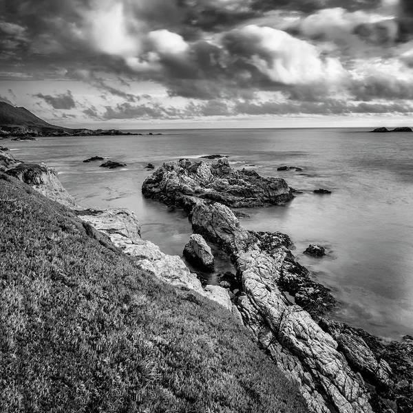 Wall Art - Photograph - Big Sur Seascape by Steve Spiliotopoulos