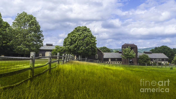 Photograph - Billings Farm And Museum.  by New England Photography