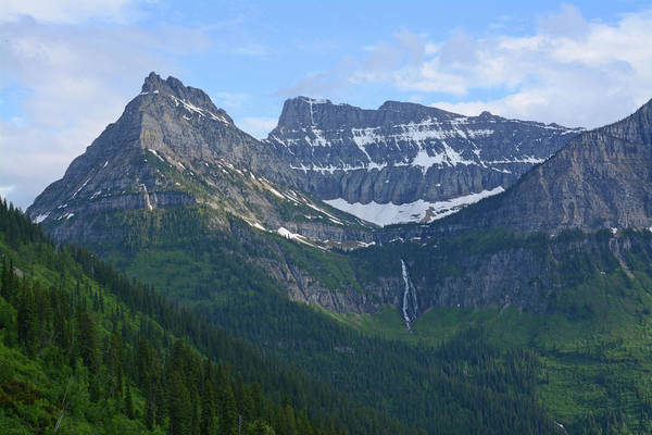 Wall Art - Photograph - Bird Woman Falls by Whispering Peaks Photography