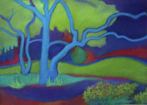 Painting - Blake Gardens by Linda Ruiz-Lozito