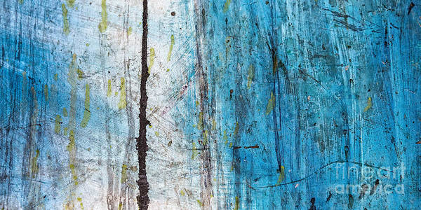 Photograph - Blue Divide by Patti Schulze