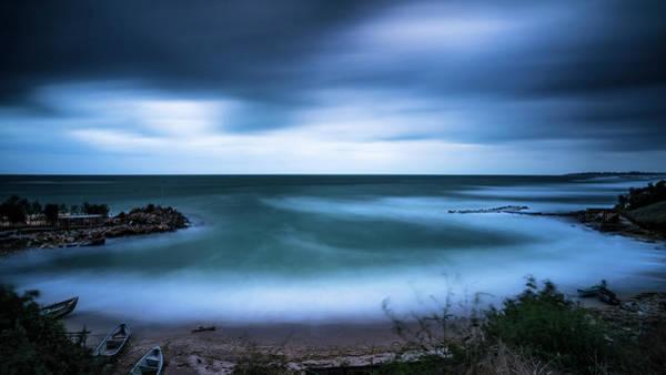 Wall Art - Photograph - Blue Hour by Adrian Malanca