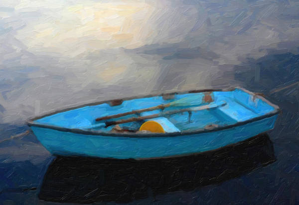 Photograph - Boat by Artistic Panda