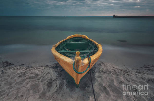 Photograph - Boat From Hel by Mariusz Talarek