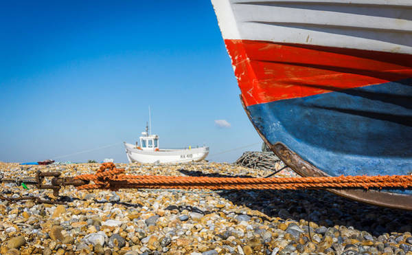 Photograph - Boats by Gary Gillette