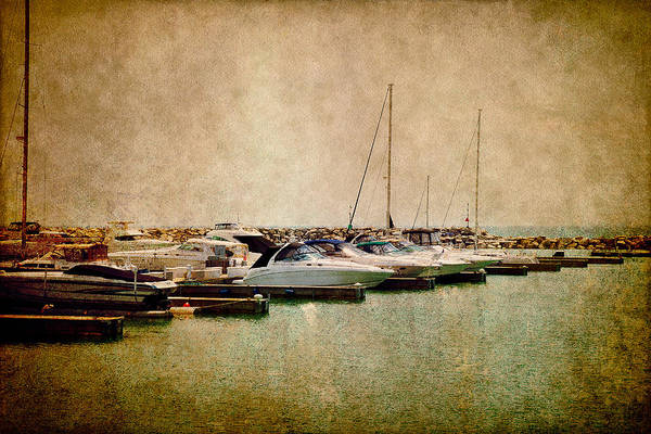 Photograph - Boats by Milena Ilieva