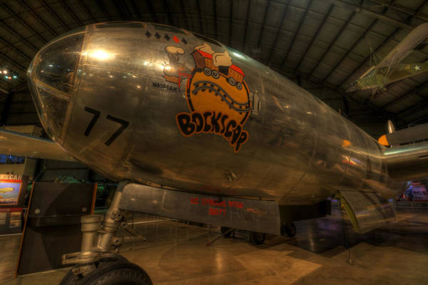 Photograph - Bock's Car B-29 by David Dufresne