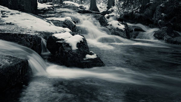 Photograph - Bodefall, Harz by Andreas Levi