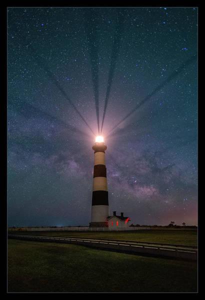 Wall Art - Photograph - Bodie Lighthouse by Robert Fawcett